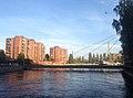 Kehräsaari Vuolle ('Torrent') Bridge on 7th August 2015.jpg