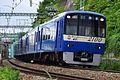 Keikyu 2100 Series 2133 Formation.jpg