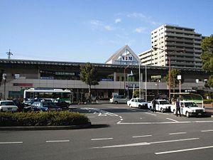 Keisei-Usui Station - Keisei-Usui Station