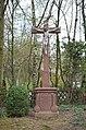 Kelkheim, alter Friedhof, Kreuz.JPG