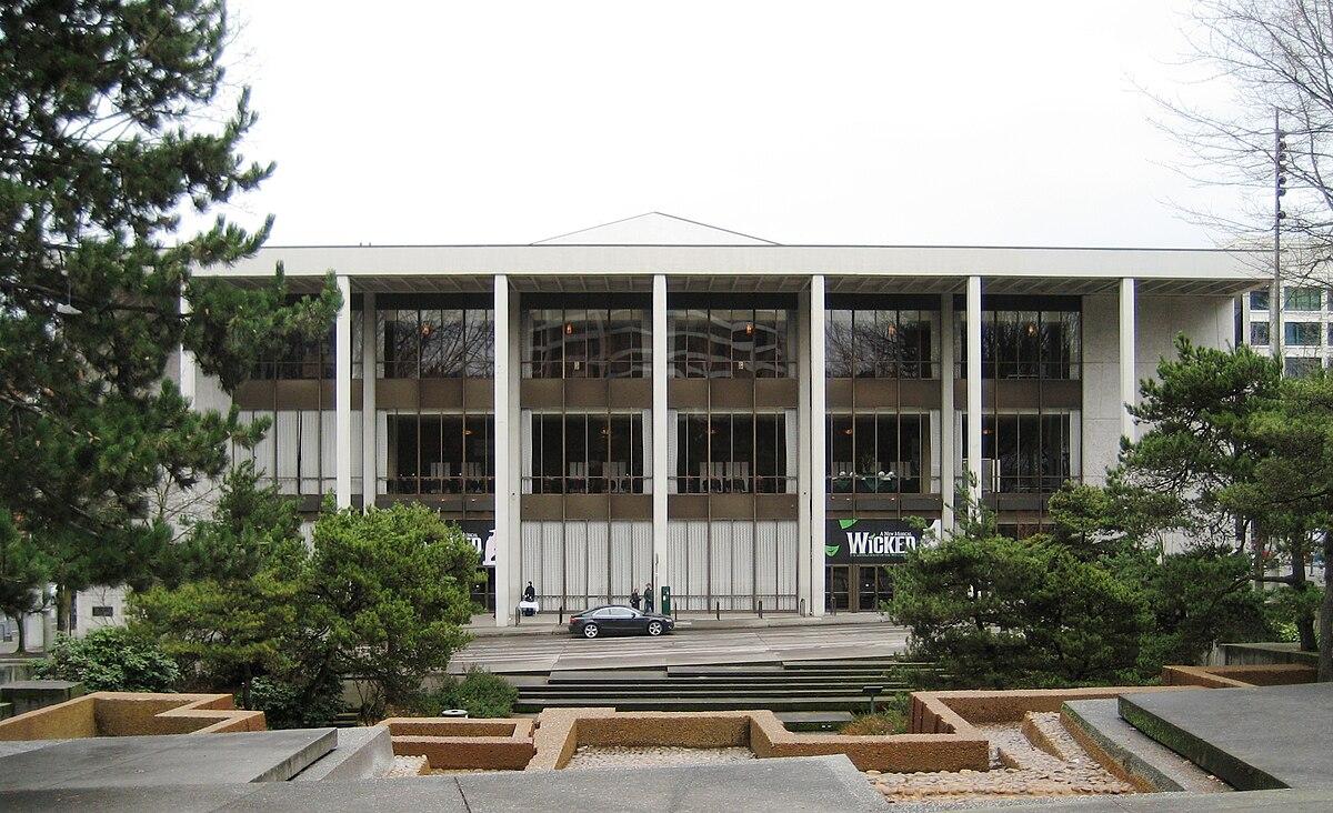 Keller Auditorium - Wikipedia