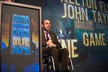 Kelton Flinn - Game Developers Choice Online Awards.jpg