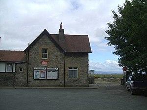 Furness line - Kents Bank railway station