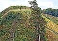 Kernave Mounds, Lithuania, 2008.jpg