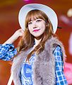 Kim Nam-joo at Girls Awards Girls Collection in Osaka, 1 November 2015 01.jpg
