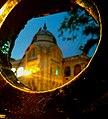 King Edward Medical University historical building at dusk.jpg
