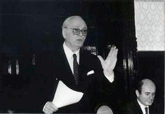 Béla Király - Image: Király Béla