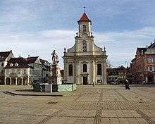 marktplatz ludwigsburg wikipedia. Black Bedroom Furniture Sets. Home Design Ideas