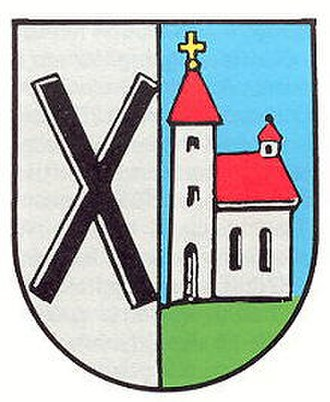 Kirchheim an der Weinstraße - Image: Kirchheimw