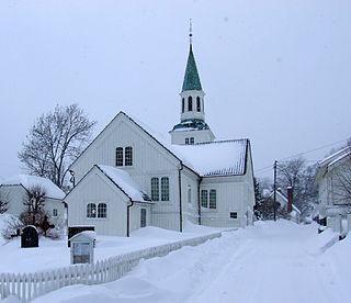 Risør Church Church in Aust-Agder, Norway