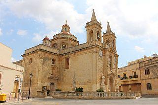 Kirkop Local council in Southern Region, Malta