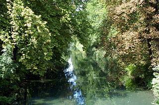 Glanfurt river