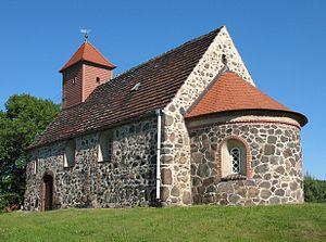 Rabenstein - Church in Klein Marzehns