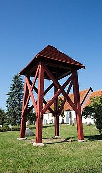 Klokkestabel Råbjerg Kirke.jpg