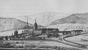Grafschaft Abbey - Abbey, 1830