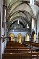 Kloster Maria Engelport (2013-07-09 02) Kirche Orgelempore.JPG