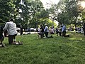 Kneeling, Black Lives Matter Vigil, Lexington MA.jpg
