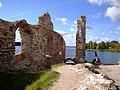 Koknese castle ruins (AD1205) - panoramio.jpg