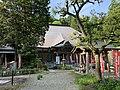 Kokujouji Temple, Tsubame, Niigata, Japan, May 2021.jpg
