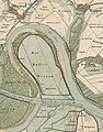 Kollerinsel Rhein längs der badisch-bayerischen Grenze 1856-1858 Blatt 6 - Landesarchiv Baden-Wuerttemberg Generallandesarchiv Karlsruhe H Rheinstrom 81, 6 Bild 1 (4-4686874-1).jpg