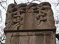 Kong Yuxu - eastern bixi - seen from S - stele top - P1060238.JPG