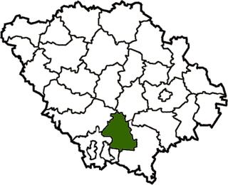 Kozelshchyna Raion Former subdivision of Poltava Oblast, Ukraine