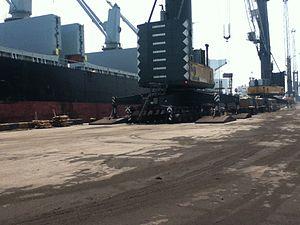 Krishnapatnam Port - Krishnapatnam Port (KPCL)