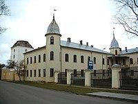 Krustpils pils Jēkabpilī 1999-10-30.jpg