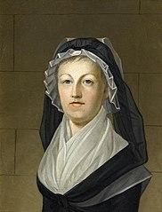 Marie-Antoinette, reine de France, au Temple