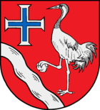 Coat of arms of the municipality of Kuddewörde