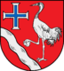 Coat of arms of Kuddewörde