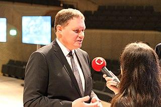 Carsten Brosda German politician