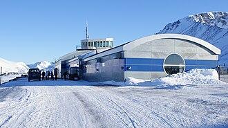 Kulusuk Airport - Kulusuk Airport, terminal