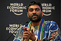 Kumi Naidoo - World Economic Forum Annual Meeting 2011.jpg