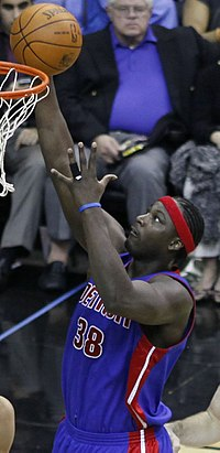 Image illustrative de l'article Kwame Brown