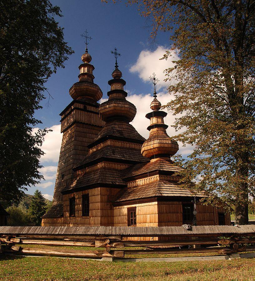 St. Paraskevi Church, Kwiatoń