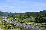 Kyoto Prefectural Road Route 62 Ujikoya line Minami-bypass in Minami, Ujitawara, Kyoto June 24, 2018 19.jpg