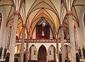 L'orgue de l'église de Bissen Grand-Duché de Luxembourg.JPG