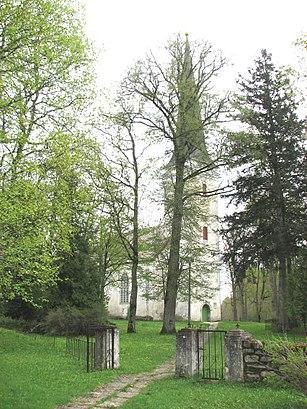 Kuidas ühistranspordiga sihtpunkti Lääne-Nigula kirik jõuda - kohast