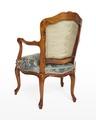 Länstol, baksida, 1700-talets mitt - Hallwylska museet - 110063.tif