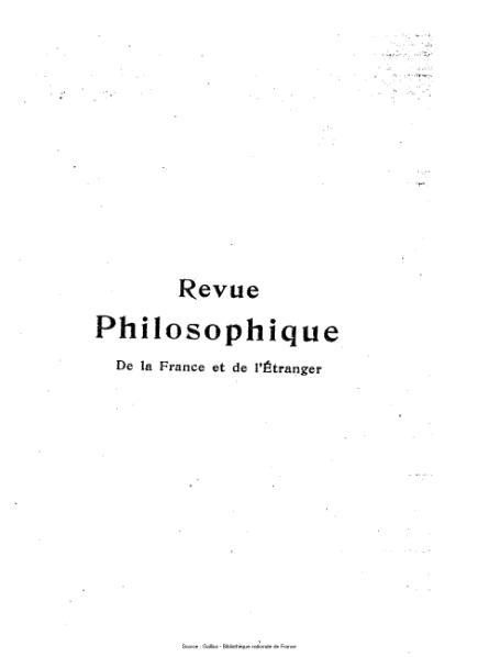 File:Lévy-Bruhl - Revue philosophique de la France et de l'étranger, 89-90 (2).djvu