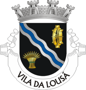 Coat of arms of Lousã