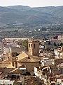 La Catedral vista des del Castell (Sogorb).jpg