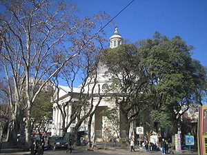 Inmaculada Concepción parish - Image: La Redonda