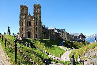 Our Lady of La Salette - Basilica of Our Lady of La Salette.