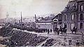 La troupe à Epernay contre la révolte du 12 avril 1911.JPG