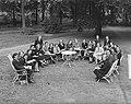 Lady Baden Powell in Buitenzorg Baan, Bestanddeelnr 903-5558.jpg
