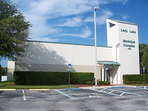 Lady Lake, Florida - Municipal complex, including city hall
