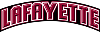 Lafayette Leopards baseball - Image: Lafayette Leopards wordmark