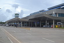 Laguindingan International Airport main building.JPG